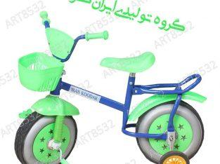 دوچرخه کودک مدل سهند