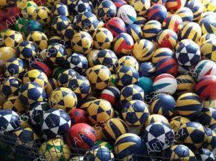 توپ پرسی فوتبال و والیبال