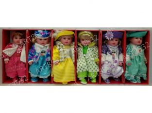 عروسک ۱۶ اینچ دو آواز فارسی