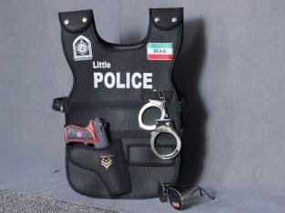 جلیقه پلیس ضد شورش بچگانه