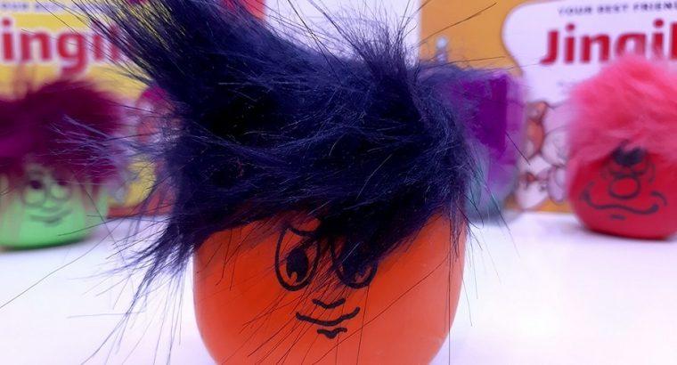 عروسک ضد استرس جینگیلی