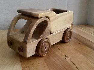 کامیون فانتزی چوبی